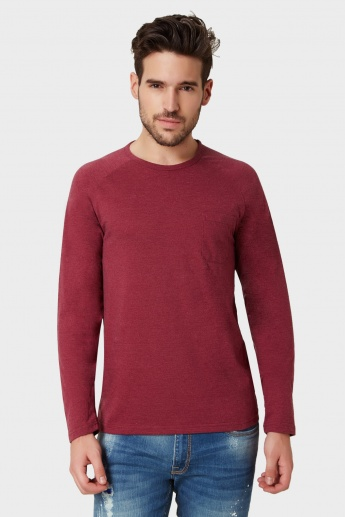 MAX Basic Crew Neck T-Shirt
