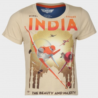 MAX Beauty Flight Printed T-Shirt