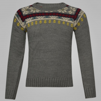 MAX Crew Neck Sweater