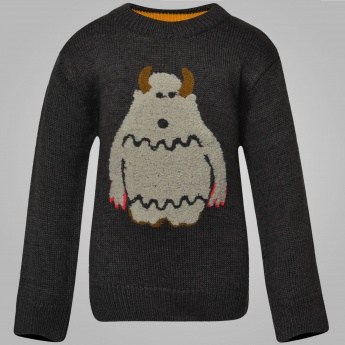 MAX Polar Puff Sweater