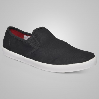 MAX Canvas Slip Ons