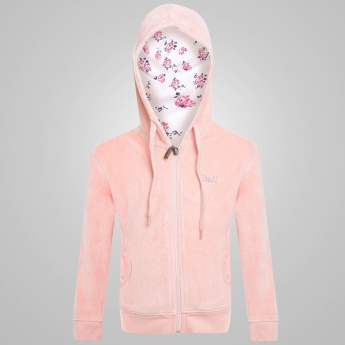 MAX Girls Hooded Sweatshirt