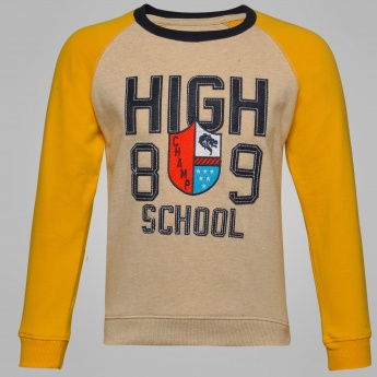 MAX Back To High School Sweatshirt