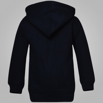 MAX Hooded Zip-Up Sweatshirt