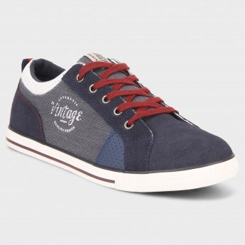 MAX Casual Lace-Up Shoes