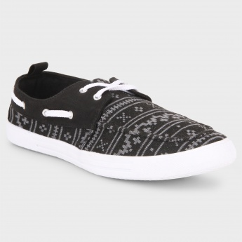 MAX Sea-Inspired Canvas Shoes