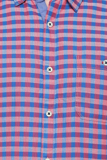 MAX Gingham Checks Shirt