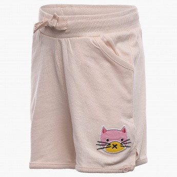 MAX Kitty Knitted Shorts
