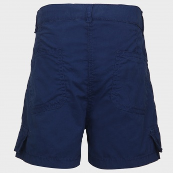 MAX Casual Pocketed Shorts