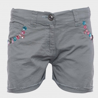 MAX Embellished Summer Shorts