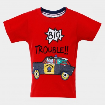 MAX Big Trouble T-Shirt