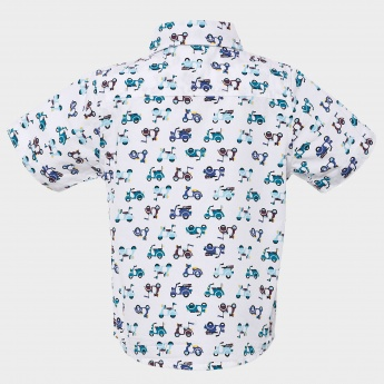MAX Scooter Rush Printed Shirt