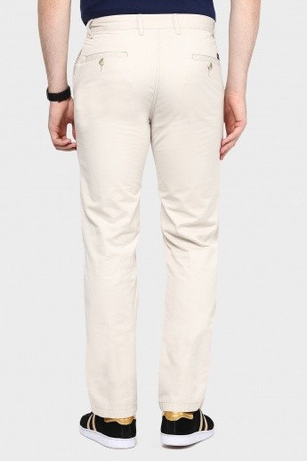MAX Slim Fit Cotton Chinos
