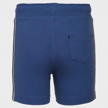 MAX Elasticated Waist Cotton Shorts