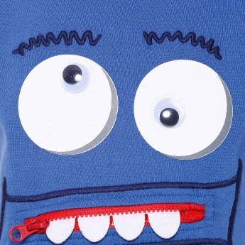 MAX Applique Monster T-Shirt