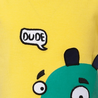MAX The Dude Crew Neck T-Shirt