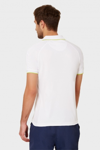 MAX Sporty Side Polo T-Shirt