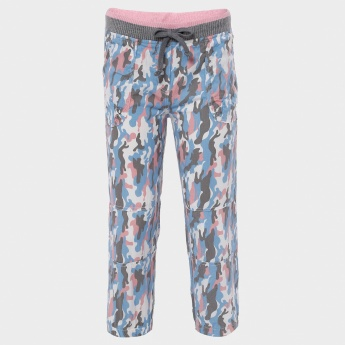MAX Camouflage Printed Pants