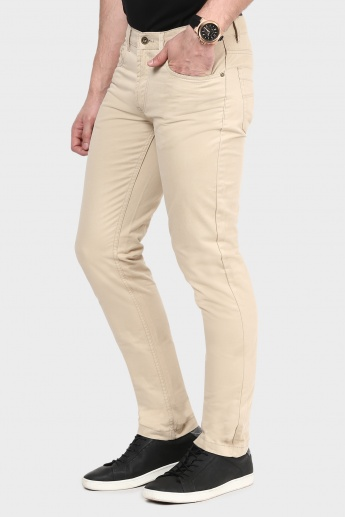 MAX Skinny Fit Cotton Pants