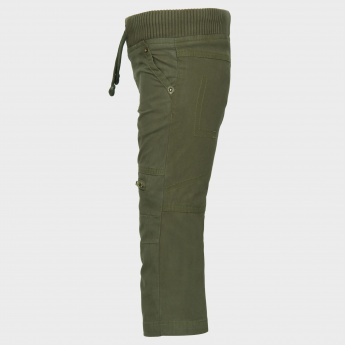 MAX Elasticated Waist Cargo Pants