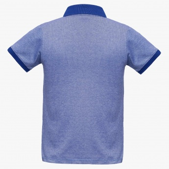 MAX Half Sleeves Polo Neck T-Shirt