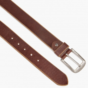 MAX Classic Frame-Style Buckle Belt
