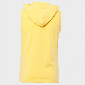 MAX Sleeveless Hooded T-Shirt