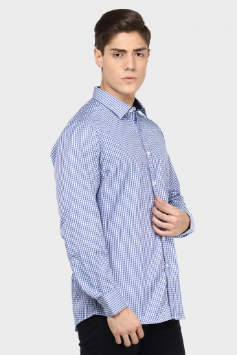 MAX Checks Printed Full Sleeves Shirt