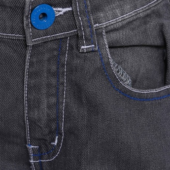 MAX Street Smart Five-Pocket Jeans