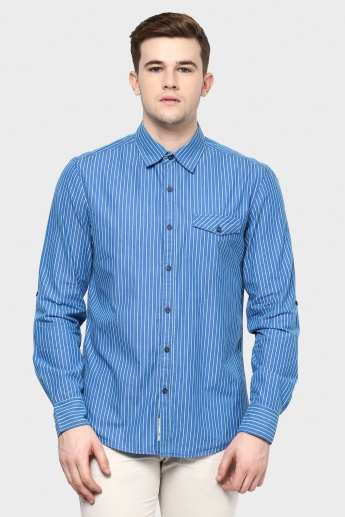 MAX Slim Fit Cotton Shirt