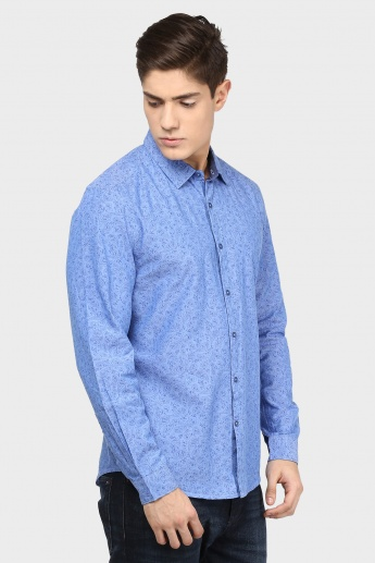 MAX Paisley Print Full Sleeves Shirt