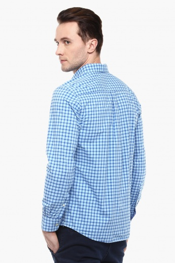 MAX Checks Print Full Sleeves Shirt