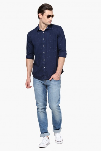 MAX Printed Regular Fit Shirt