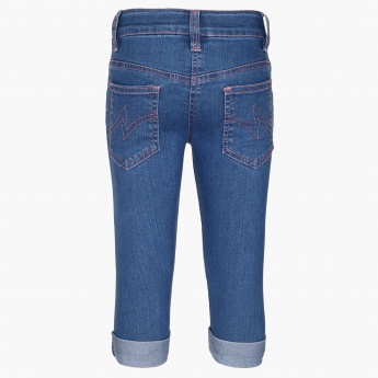 MAX Roll-Up Jeans