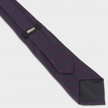 MAX Self Textured Tie