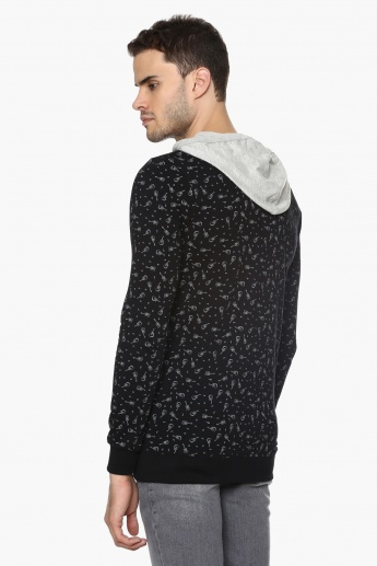 MAX Layered Hooded T-Shirt