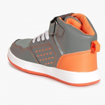 MAX High-Ankle Sporty Shoes