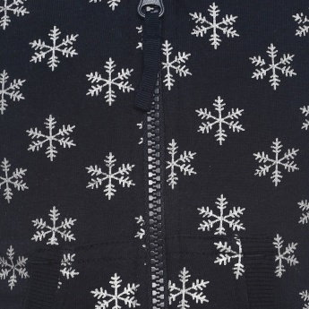 MAX Frost Print Hoody