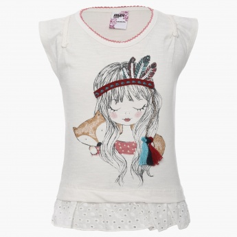 MAX Girlie Top
