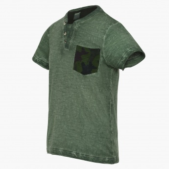 MAX Patch Pocket T-Shirt