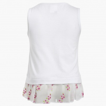 MAX Daisy Dew Top