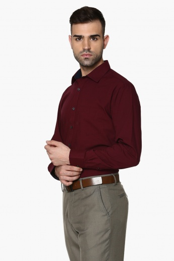 MAX Solid Formal Shirt