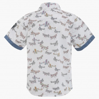 MAX Aircraft Ride Shirt