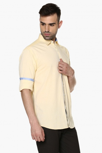 MAX Regular Fit Semi-Formal Shirt