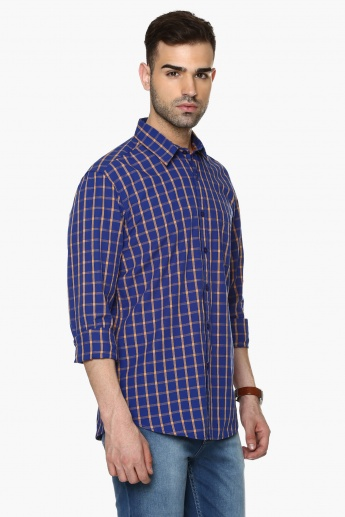 MAX Regular Fit Checks Shirt