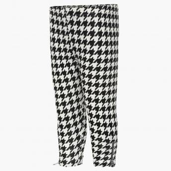 MAX Houndstooth Leggings
