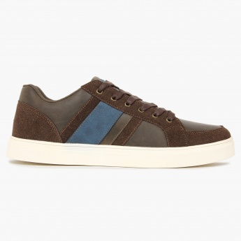 MAX Suede Detail Casual Shoes