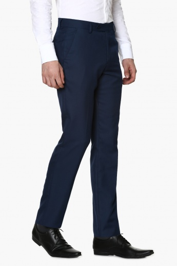 MAX Slim Fit Formal Trousers