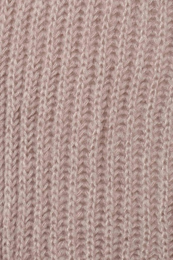 Max Knitted Tasselled Edges Muffler