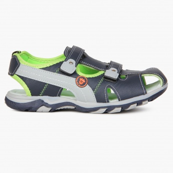 MAX Velcro Closure Sandals